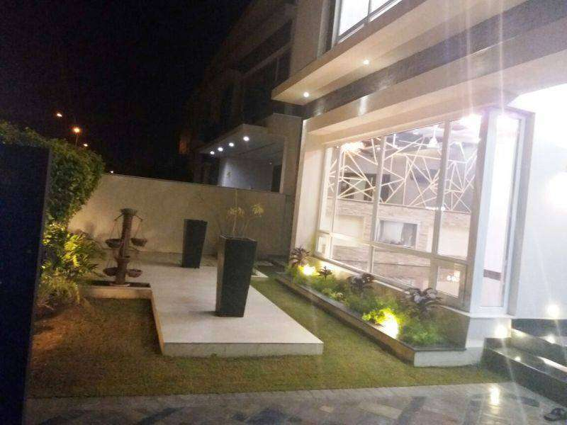 Kanal Most Luxurious Slightly Used  Bungalow For Rent  at Phase 6 DHA 0