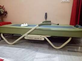 Physio therapy medical bed 100% relief