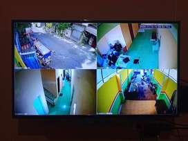 CCTV FREE PEMASANGAN