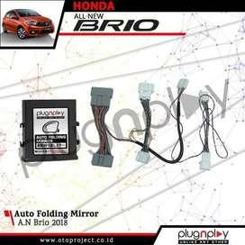 Auto folding mirror All New Brio Fullset^^KIKIM VARIASI^^