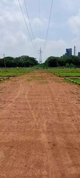 Next central  Railway near State Highway just 200mtrs DTCP  Approved