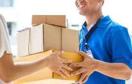 cash on delivery part time work