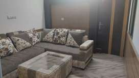 A fully furnished 3bhk flat is available for rent at kanke road