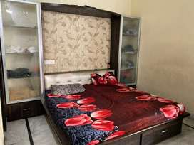Furnished house ground floor / 1 st floor , complete house also availa