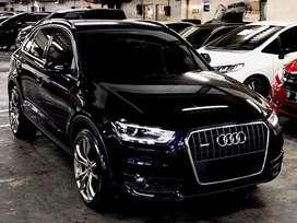 Audi Q3 TFSI 8U 2014 low km asli