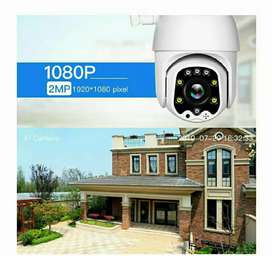 2 MP IP WIFI WATERPRUF PTZ CAMERA WITH COLOR NIGHT VISION NEW PIS COD