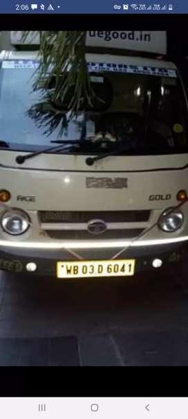 Tata ace petrol 2020 driven  8500kms