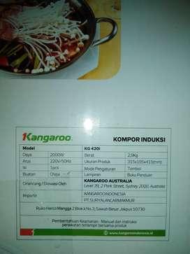 Kompor listrik kangaroo