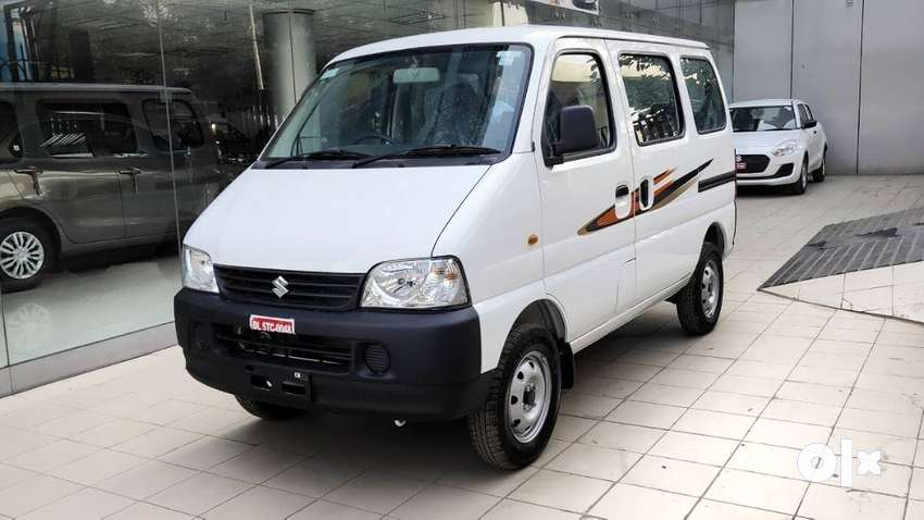 NEW EECO 5 STR AC CNG 2021 (THIS IS NOT USED CAR)