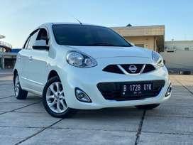 Nissan March 1.5 XS AT 2015 Keyless bs TT Swift, Mirage, Jazz, Agya.