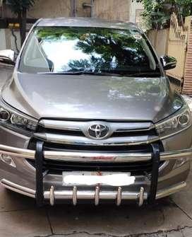 Toyota Innova Crysta 2.4 V, 2016, Diesel