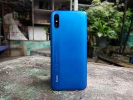 Dijual Xiaomi Redmi 9A Fullset no minus