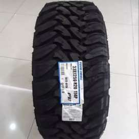 Ban mobil bisa untuk Fortuner Pajero Ukuran 33x12,5R20 Toyo OPMT