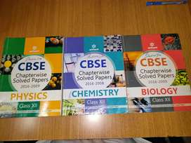 Arihant Class XII CBSE solve previous years papers