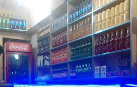 tobacco shop & cold corner for sale urgently ideal location