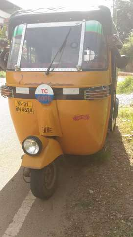 Bajaj Auto Diesel _445,. 2012 model, city permit