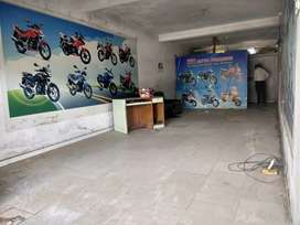 Shop rent main road dindoli  opposite  Sai complex main location