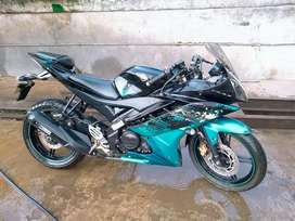 Feel like a new R15