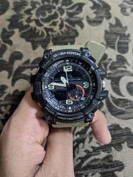 G shock mudmaster gg 1000