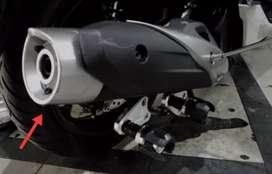 Muffler knalpot PCX 150