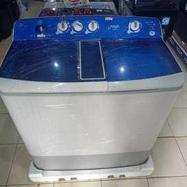 Mesin Cuci Aqua Qaw-2070D / 20kg Spin Tub 14kg