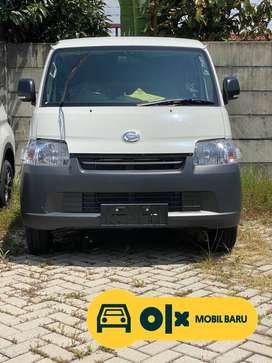 [Mobil Baru] NEW Gran Max Blind Van AC 2021 Cash Credit Termurah