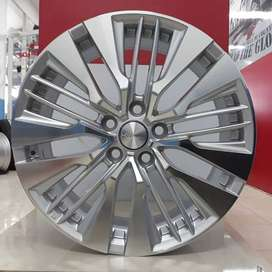Velg Mobil Rush, Terios, Nissan Livina All new dll HSR Ring 18 FAIRMON