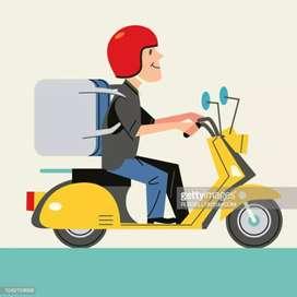 KOTTAYAM :Wanted delivery executives