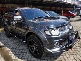 Pajero 2013 limited edition