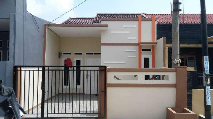 Rumah dijual murah di villa mutiara gading siap dihuni A2247 0