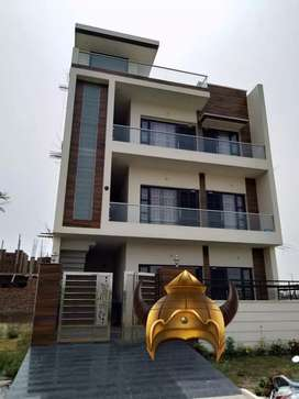 3bhk ground floor kothi for sale