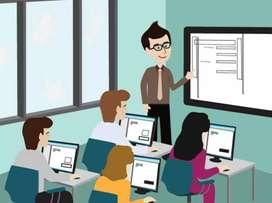 Software trainer needed for academy, C, C++, JAVA, WEB DEVELOPMENT