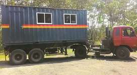 Pusat Container Kontainer Office Indonesia
