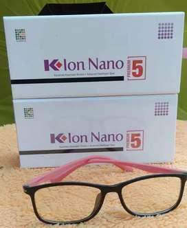 Kacamata ber-Ion Nano Premium 5 atasi masalah MATA...COD kota Bandung
