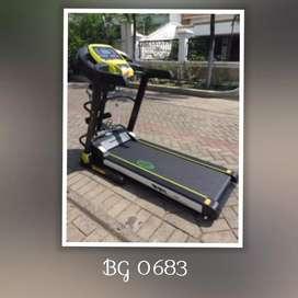 Treadmill Elektrik Fuji Japan Series // Madrid RL 11O46