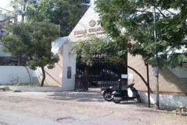 3 Bhk Apartment for rent at cosmopolitan society wanawadi
