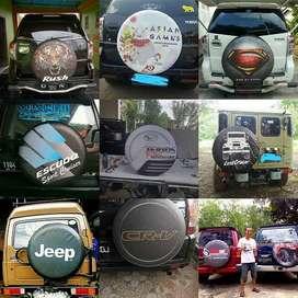 Cover/Sarung Ban serep tren Rush/Terios/Jepp Escudo Panther#ClubSevvil