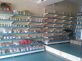 Pridiyos supermarket/provision racks manufacturers