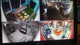 Kamera CCTV Canggih Bisa Online HP Gratis Setting Alarm Bregas CCTV
