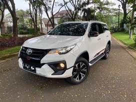 Toyota Fortuner TRD Sportivo Diesel 2019