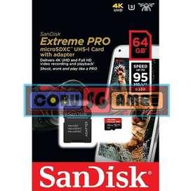 SDCARD Microsd SanDisk 64GB