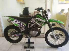 Klx 150 cc thn 2014 bali dharma motor
