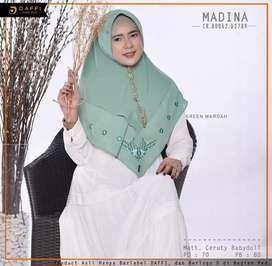 Hijab Daffi Kode Madina
