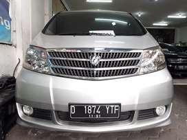 Toyota Alphard G 2.4 2004 AT Bandung Low KM