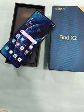 Oppo Find X2(12/256) Just 01 month used only