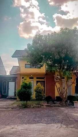 Dijual rumah type 64/108 di Kota Pekanbaru dekat ke bandara SSK II
