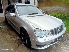 mercy c180 w203 2002