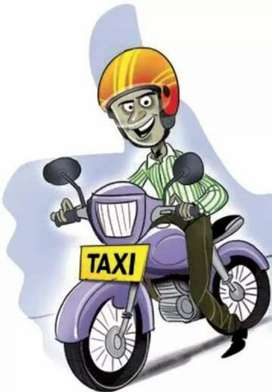 Needed bike taxi drivers in nizamabad