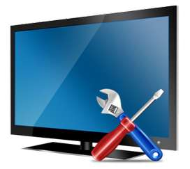 Smart LED TV Repair Services