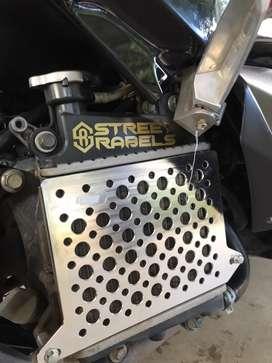 Cover radiator nmax aerox lexi